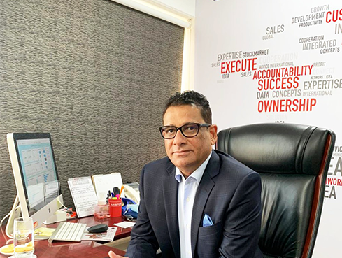 Mr. Nasheer, General manager and co-founder of the company. His strong will has propelled to achieve his vision to build a successful and reliable channel partner in this industry.Because of  perseverance and unwavering guidance, Junaid Group  has one of the top supplier of high quality  and complete range of sanitary and plumbing  products