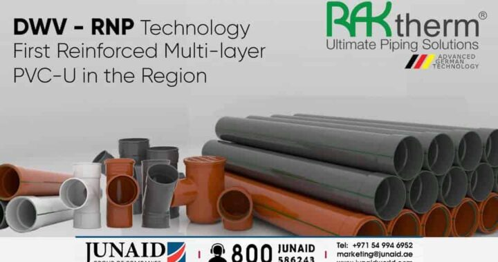 rak therm upvc pipes & fittings suppliers uae