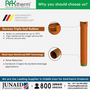 raktherm upvc pipes suppliers uae